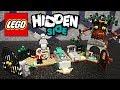 LEGO Hidden Side 2019 - FINALLY, a new action theme!