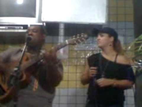 Adriana Kelly e Gilson