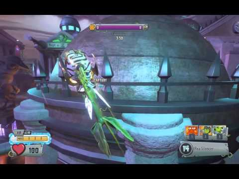 PvzGW2 - parkour locations: nice hyper position looking into the garden on zumburbia
