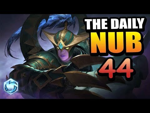 NOT SALTY MAIEV // The Daily Nub 44