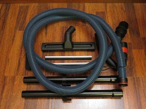Bosch. GAS 15 PS. Антистатические аксессуары для пылесосов.