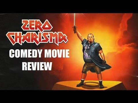 ZERO CHARISMA ( 2013 ) Comedy Movie Review