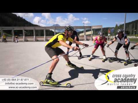 Cross Country Academy Skiroller Biathlon Seefeld T...