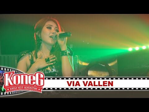 KONEG LIQUID feat VIA VALLEN - MARAI CEMBURU [Liquid Cafe] [LIVE PERFORMANCE]