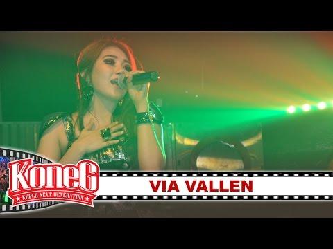 KONEG LIQUID Feat VIA VALLEN - MARAI CEMBURU [Liquid Cafe] [LIVE PERFORMANCE]