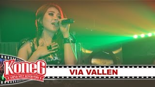 Koneg Liquid Feat Via Vallen - Marai Cemburu  Liquid Cafe   Live Performance