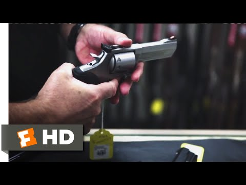 No Control (2015) - Intro to Handguns Scene (5/10) | Movieclips