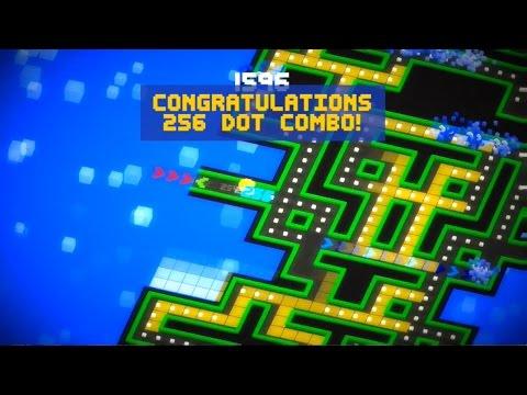 Pac-Man 256 Secret Dot Combo!