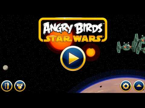 Angry Birds Star Wars Music Theme [HQ]