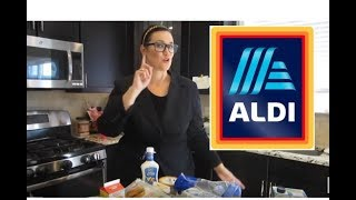 🔴 Best of Aldi Haul for Keto Diet and Low Carb Diet