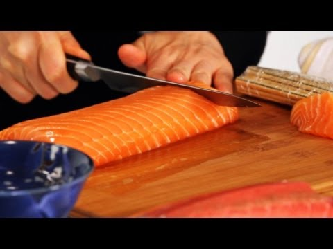 How To Pick Fish | Sushi Lessons