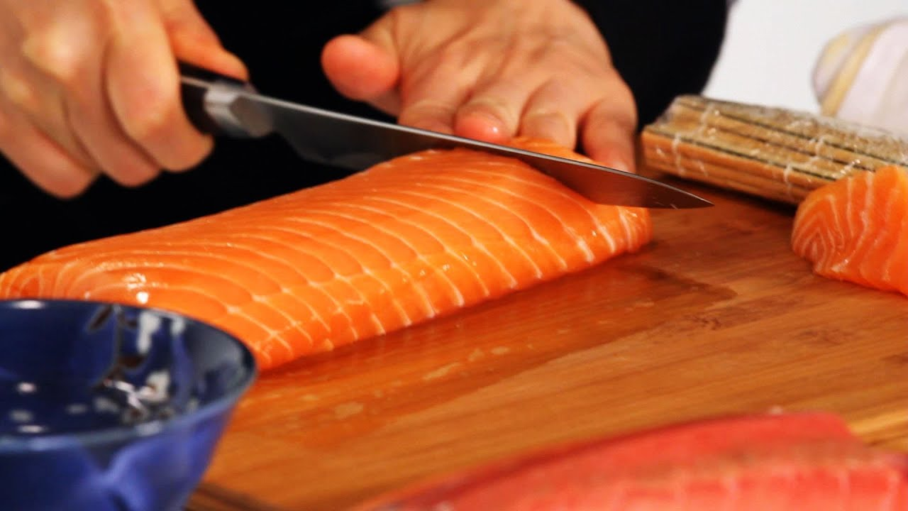 How To Pick Fish  Sushi Lessons