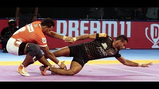 Pro Kabaddi 2018 Highlights | U Mumba vs Puneri Paltan | Hindi
