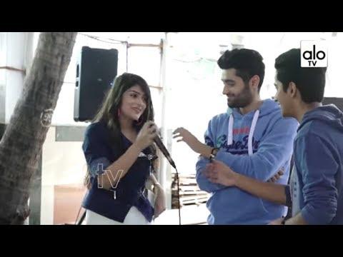 genius-team-promote-their-film-@-umang-2018-college-festival-|-nawazuddin-siddiqui-|-alo-tv-channel