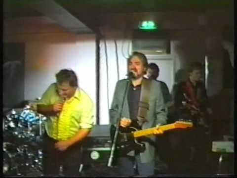 Stephen Ackles and Narvel Felts on tour september 1991