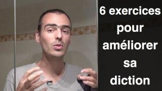 6 exercices pour améliorer sa diction