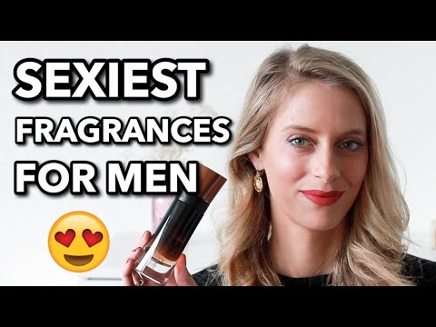 Top 10 SEXIEST Mens Fragrances