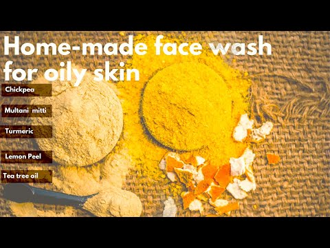 Home made face wash for oily skin II Dermatocare II Dr Surbhi