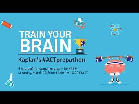 ACT Prepathon