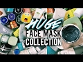 GIANT FACE MASK COLLECTION & My Favorites!