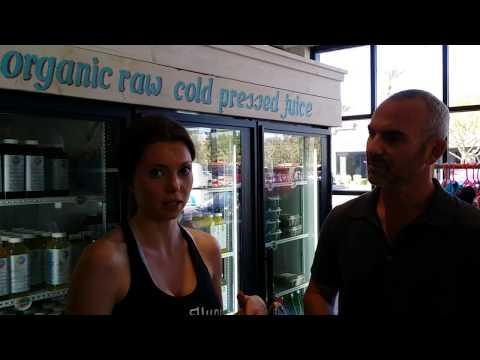 Organic & Raw Cold Pressed Juice Bar in Phoenix