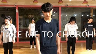 [Contemporary] Take Me To Church - Hozier Choreography. Cho Video