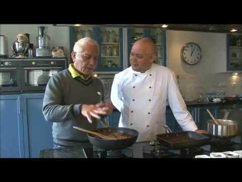 Koken met Lonny Gerungan en René van Doornum (Indo TV)