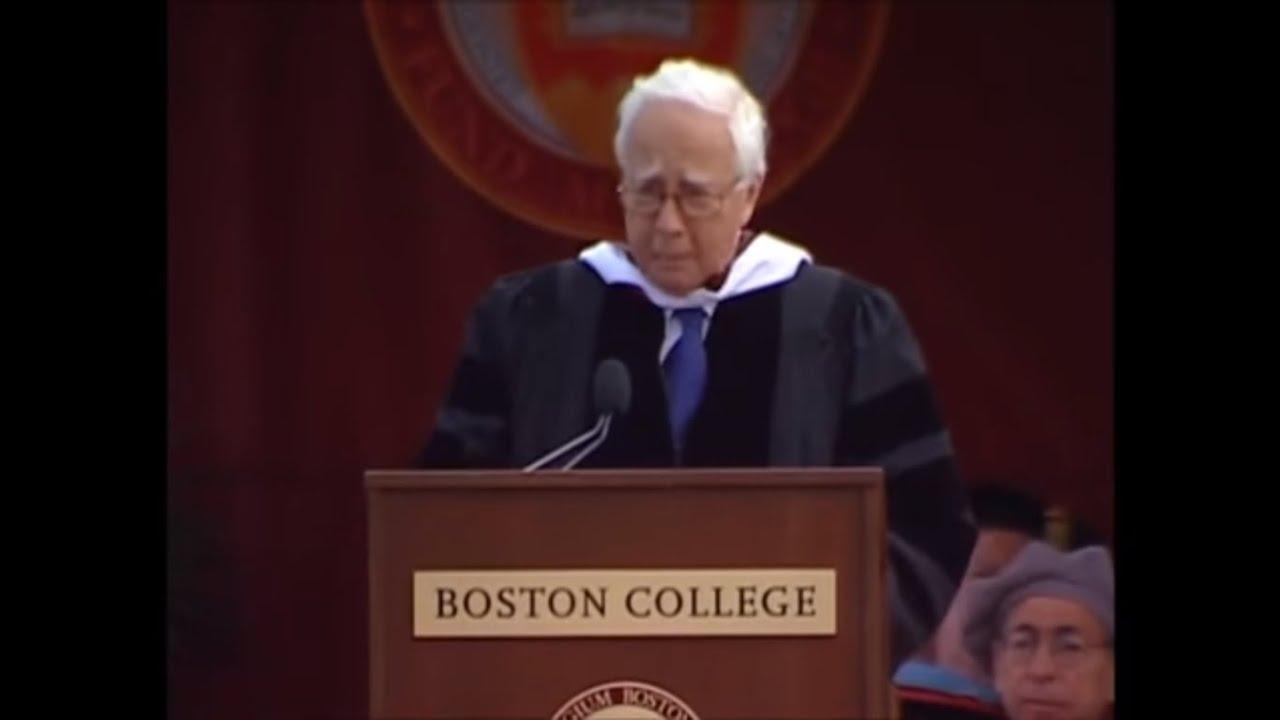 david mccullough graduation speech transcript