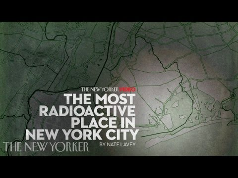 The Most Radioactive Place in New York City