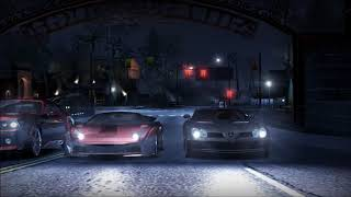 Need For Speed Carbon - Boss Race - Angie, Kenji & Wolf [1080p60 - GTX 1080 - 49/50]