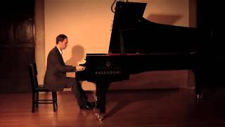 Chopin  Scherzo No 1 op. 20 in b minor - Alessio Nanni [HD]