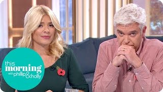 I Am 'Missing' And Want To Send My Dad A Message | This Morning