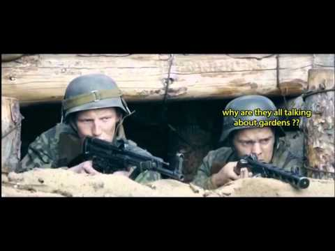 "If the movie ""1944"" was a Company of Heroes 2 match"