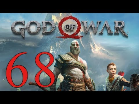 God of War (2018) playthrough pt68 - A Chat With the World Serpent
