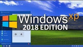Windows XP 2018 una HERMOSURA de SO  Verdadero o Falso