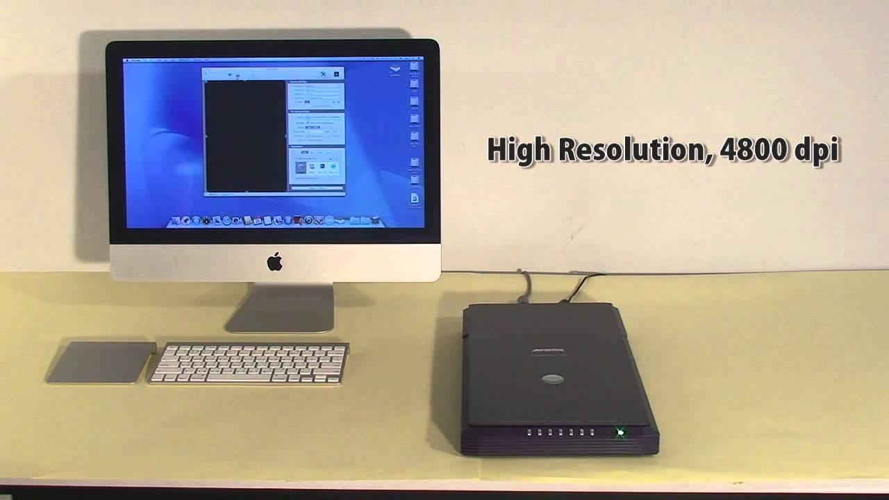 Microtek 4800 Driver For Mac