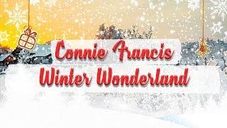 Connie Francis - Winter Wonderland // Christmas Essentials