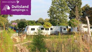 Campingpark Heidewald - Rustige luxe camping met idyllische ligging | DuitslandCampings.nl