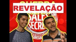 REVELAÇÃO PALAVRAS SECRETAS - DINÂMICAS E QUEBRA GELO - VISÃO CELULAR