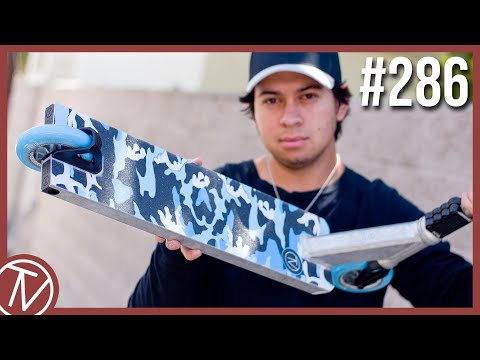 Custom Build #286 (Polar Peak) │ The Vault Pro Scooters