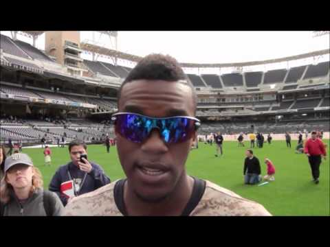 Cam Maybin on being team MVP, 2012 Padres & the NL West