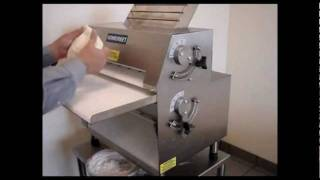 Somerset® CDR-2000 Dough Sheeter/Dough Roller