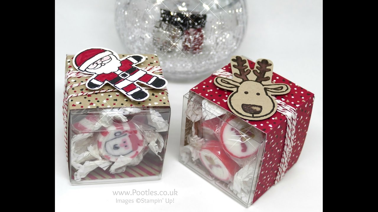 Download Pootles Advent Countdown 2016 #6 Rock Candy Treat Boxes