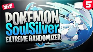 Pokemon SoulSilver Extreme Randomized Rom (Gameplay & Download)