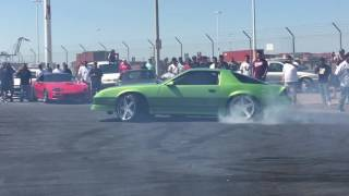Street Actions IROC-Z GOIN CRAZY - DONUTS & BURNOUTS