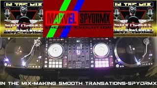 hi-nrg/italo/80s/en vivo SPYDRMX