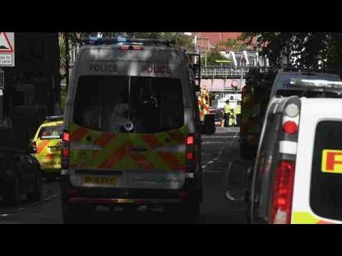 Un hombre de 18 años detenido en relación con el atentado en metro de Londres
