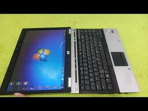 Laptop HP Elitebook 6930p-C2D Seri Tinggi-2GB 160GB-Elegan-VGA Ati-Bandel AwetCIBUBUR