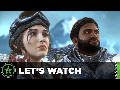 Let's Watch - Rise of the Tomb Raider