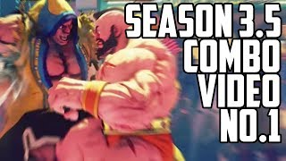 Download Video SFV: AE Season 3.5 New Combos Part 1 (Alex, Necalli, Boxer, Cammy, Zangief) MP3 3GP MP4